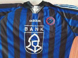 Camiseta CLUB BRUJAS KV Temporada 1999-00 shirt maglia futbol belgica belgium