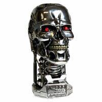 Terminator 2 Kopf Aufbewahrung Box 21cm Sammler Nemesis Jetzt - Verpackt