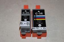 10 x compatible  PGI-35 CLI-36 PGI35 CLI36 ink for Canon ip100 ip110