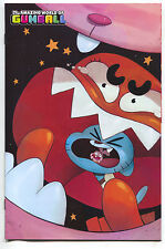 The Amazing World Of Gumball 3 C Kaboom 2014 NM+ 9.6 1:20 Garrett Hanna Variant