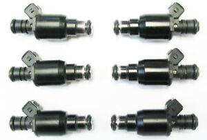 Set of 6 BRAND NEW Injectors 1992-95 ISUZU Trooper 3.2 L DOHC, 8171049610