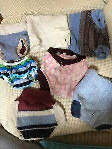 Wool diaper cover lot + Swim diaper