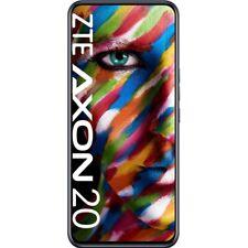 ZTE Axon 20, schwarz, Smartphone, 17,58 cm/6,92 Zoll, 128 GB Speicherplatz, 64MP