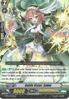 CARDFIGHT VANGUARD CARD: BATTLE SISTER, SABLE - G-BT12/027EN R
