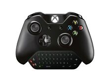 Audio & Keyboard Chatpad for Xbox One Controller 3.5mm Jack Keypad USB Receiver