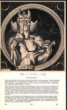 COPERNICUS postcard by Stanislav Szukalski