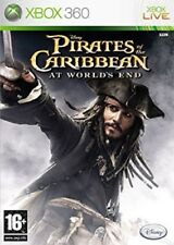 Pirates Of The Caribbean At Worlds End Microsoft Xbox 360