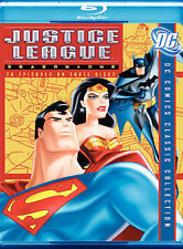 Justice League Season One 1 Blu-ray New, Free Shipping