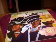 2017 African American Expression Sunday Morning Wall Calendar