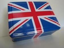 Boite Rectangulaire Drapeau UK Union Jack