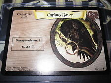 HARRY POTTER TRADING CARD GAME TCG BASIC CURIOUS RAVEN 80/116 COM ENGLISH MINT