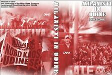 DVD UDINESE -MILAN  2003/2004--CURVA SUD MILANO,AC MILAN 1899,BRN,FDL,CT,ULTRAS