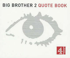 Very Good, Big Brother 2: Quote Book (Big Brother TV Series), Jean Ritchie, Book