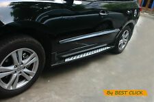 Chrome Body Side Line Mould Protector Cover Garnish For Hyundai Santa Fe 07-12