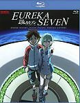 Eureka Seven: Good Night, Sleep Tight, Young Lovers Blu-ray Freeship RARE OOP