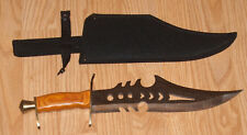 FROST CHAINMAILLE BOWIE KNIFE knives daggers swords