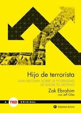 HIJO DE TERRORISTA / TERRORIST'S SON - EBRAHIM, ZAK/ GILES, JEFF (CON) - NEW HAR