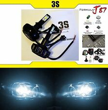 LED Kit 3S 80W H1 6000K White Two Bulbs Head Light Replacement Upgrade Low Beam
