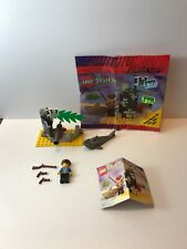 Vintage LEGO Pirates 1492 Battle Cove Complete with Instructions 100%  Complete