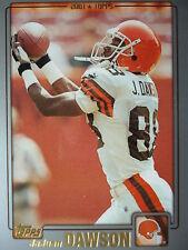 NFL 168 JaJuan Dawson Cleveland Browns Topps 2001