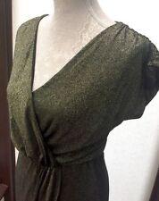 M&Co Viscose V-Neck Sleeveless Dresses for Women