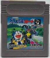 Nintendo Game Boy GB Doraemon Kart Japan Version Us Seller