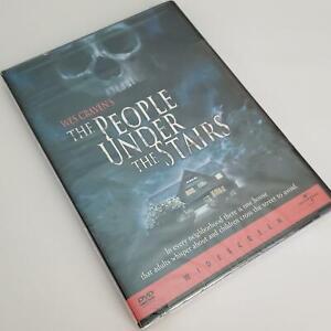 The People Bajo El Escaleras DVD 2003 Wes Craven Brandon Adams Sealed Panorámica