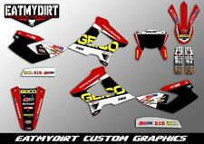 FOR APRILIA MX SX 125 2003-2008  FULL GRAPHICS KIT DECALS MOTOCROSS STICKERS MX