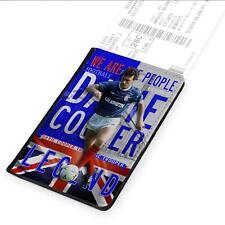Cooper Glasgow Rangers Passport Case Travel ID Card Holder Football Legend LG20