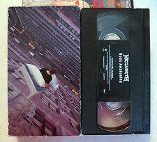 VHS: Megadeth Rude Awakening: 2002 Sanctuary music videos