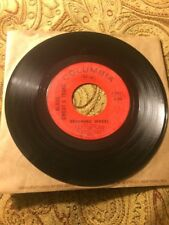 VTG BLOOD SWEAT & TEARS SPINNING WHEEL/MORE AND MORE RECORD 45RPM GC