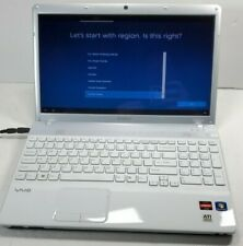 Sony VAIO VPCEE22FX AMD 4GB RAM 320gb HD laptop computer