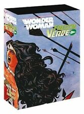 COFANETTO ANNO UNO WONDER WOMAN 1-12 RW LION JLA SUPERMAN DELUXE FRECCIA VERDE
