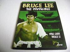 Bruce Lee the Invincible (DVD) Slim Case / Full Screen