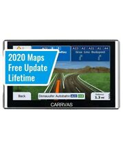 SAT NAV for Cars, CARRVAS 7 Inch Navigator GPS Navigation System for Truck,...