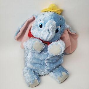 "Vintage 2002 Dumbo Plush 18"" Fisher Price Disney Large  Size Stuffed Animal NEW"