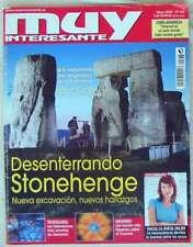 MUY INTERESANTE - Nº 336 MAYO 2009 - STONEHENGE NUEVOS HALLAZGOS Y OTROS - VER