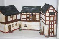 Vogtei Genefels 3136, zu 7cm Sammelfiguren, Fertigmodell in Composite Mischbau