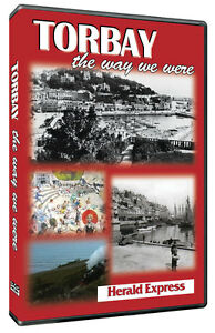 Torbay The Way We Were DVD Produced with The Herald Express