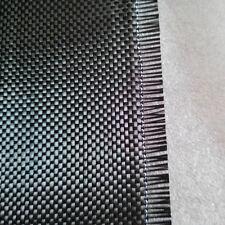 1K Carbon Fiber Fabric/Cloth 120GSM Plain Weave 1mX1m for UAVS