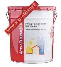 Atriathermika, Pittura termica termoisolante per interni lt 13 - Guarda il video