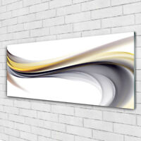 Print on Glass Wall art 125x50 Picture Image Abstract Art