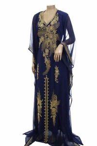 Royal Elegant Maxi Caftan Dubai Kaftan Abaya Jalabiya Wedding Robe Takchita var