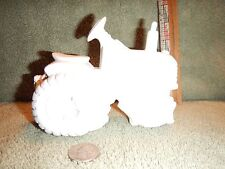Farm Tractor in Ceramic Bisque U-Paint Ready To Paint Tractors