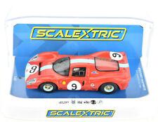 Scalextric Ferrari 412P - 1967 Brands Hatch W/ Lights 1/32 Scale Slot Car C3946