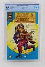Archer & Armstrong #0 -NEAR MINT- CBCS 9.2 NM- Valiant 1992 - Gold Edition!!!