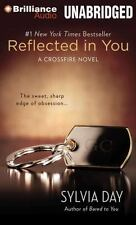 Crossfire: Reflected in You 2 by Sylvia Day (2014, MP3 CD, Unabridged)