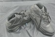 NIKE AIR MAX LEATHER UK 10 BLACK TRAINERS LIMITED EDITION RARE CLASSIC SPECIALS