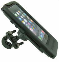 Impermeabile Metallo Bulloni a U Custodia Rigida Moto Bici Montante Per Iphone 7