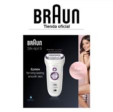Braun Silk-épil 9 9/700 SensoSmart Depiladora Eléctrica Wet & Dry